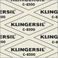 Gasket Boiler KlingerSil C8200