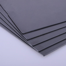 PVC Resin Abu-abu Sheet