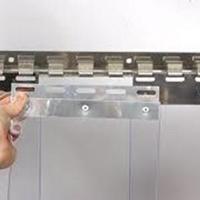 Tirai PVC Hanger Brecket Stainless