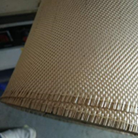 Fiberglass Cloth Lembaran Brown / HT 800