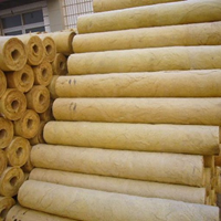 Rockwool Pipe Insulation