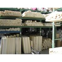 Plastik HDPE Cast Nylon Rod dan Lembaran