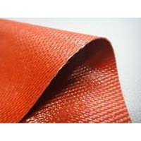 Silicone Sealant Fiberglass Fabric