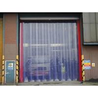 Tirai PVC Curtain Sheet Blue Clear