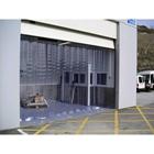 Tirai PVC Plastik Curtain Sliding 1