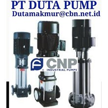 CNP CDL Series Light Vertical Multistage Centrifugal Pump PT DUTA PUMP
