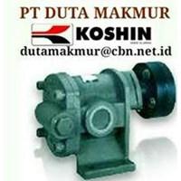 KOSHIN GEAR PUMP PT DUTA MAKMUR TYPE GB TYPE  GC GL GB