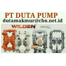 PT DUTA PUMP WILDEN PUMP PUMP chemical pump metal