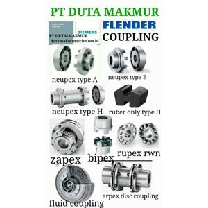 Dari Flender Coupling distributor PT Dutamakmur 0