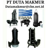 PUMP EBARA SERI DL  SUBMERSIBLE PUMP EBARA