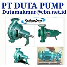 SOUTHERN CROSS PUMP CENTRIFUGAL PUMP PT DUTA PUMP