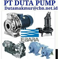 Sell centrifugal SUBMERSIBLE PUMP EBARA type FSH EBARA PT DUTA PROSPEROUS 2