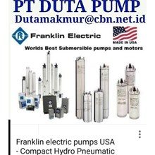 FRANKLIN SUBMERSIBLE PUMP PT DUTA PUMP FRANKLIN ELECTRIC MOTOR