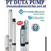 MOTOR FRANKLIN SUBMERSIBLE PUMP DUTA PUMP FRANKLIN