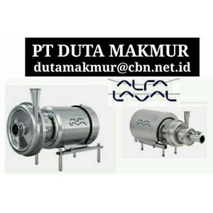 PT Duta Makmur Gear Pump Alva Laval