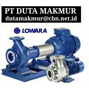 PT Duta Makmur Gear Pump Lowara