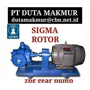 PT Duta Makmur Gear Pump Sigma Motor