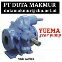 PT Duta Makmur Gear Pump Yuema 1