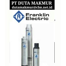FRANKLIN ELECTRIC PUMP PT DUTA MAKMUR PUMP