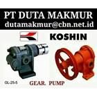 KOSHIN GEAR PUMP 1