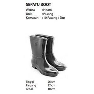 Jual Sepatu Boots Karet All Size Harga Murah Jakarta oleh PT ASIA ... 5b9fd14350