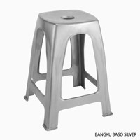 Kursi Baso Silver