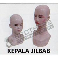 Patung Jilbab