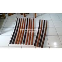 Bokken (Pedang Kayu) Bengkirai (REJECT Edition)