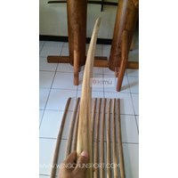 Jual KIMU Collections: Bokken Kayu Jati ORIGINAL (White Dragon) 2