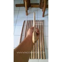 Distributor KIMU Collections: Bokken Kayu Jati ORIGINAL (White Dragon) 3