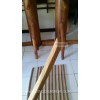 Beli KIMU Collections: Bokken Kayu Jati ORIGINAL (White Dragon) 4