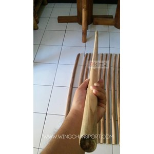 KIMU Collections: Bokken Kayu Jati ORIGINAL (White Dragon)