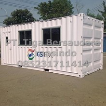 Office Container 20 Feet Surabaya