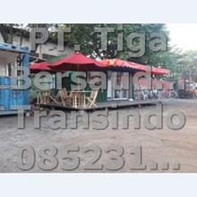 Container Modifikasi Cafe & Resto Model 1