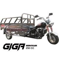 Motor Roda Tiga Tossa 250 Cc Tipe Harley Style