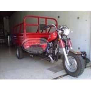 Sepeda Motor Roda Tiga Tossa New Super Hercules 200 Cc