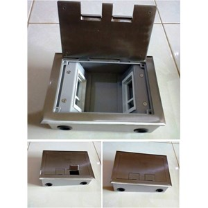 From Floor Socket - Electrical Floor Service Outlet 2
