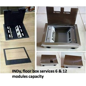 From Floor Socket - Electrical Floor Service Outlet 0