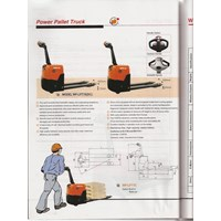 Jual Pallet Mover 2