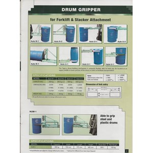 Drum Gripper OIC AutoN2
