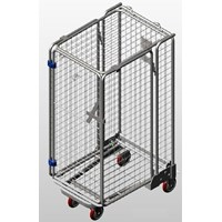 Jual  Trolley Roll Cage