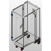 Trolley Roll Cage