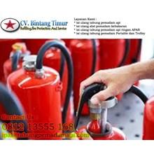 Isi Ulang Alat Pemadam Api Isi Ulang Alat Pemadam Kebakaran Refill APAR Refill Tabung Pemadam Api