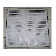 MIRA Saito Perforated Panel with Air volume dumper
