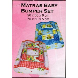 Tempat Tidur Baby Bumper Set