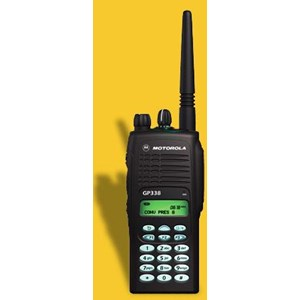 Radio Komunikasi Ht Motorola Gp-338