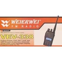 Radio Komunikasi Ht Weierwei Vev-338 1