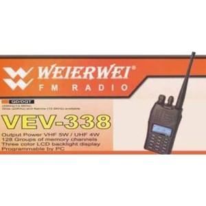 Radio Komunikasi Ht Weierwei Vev-338