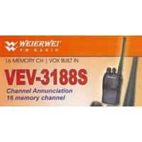 Radio Komunikasi Ht Weierwei Vev-3188S 1