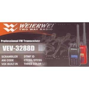 Radio Komunikasi Ht Weierwei Vev-3288D